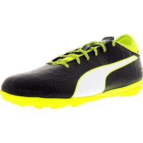 Puma Men's 365 Ignite St Blue White Plasma Ankle High Mesh Soccer Shoe 9M