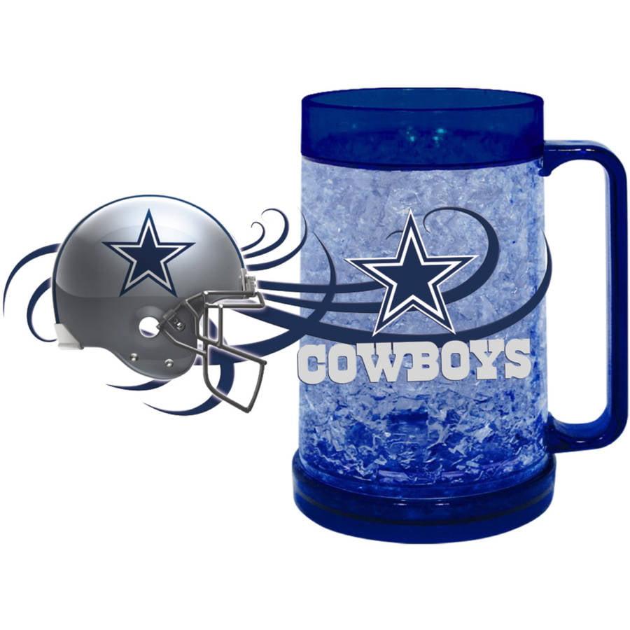 Hunter Nfl Dallas Cowboys Freezer Mug 16 - Walmart.com