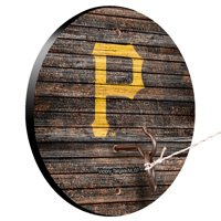 Pittsburgh Pirates Weathered Design Hook and Ring Game