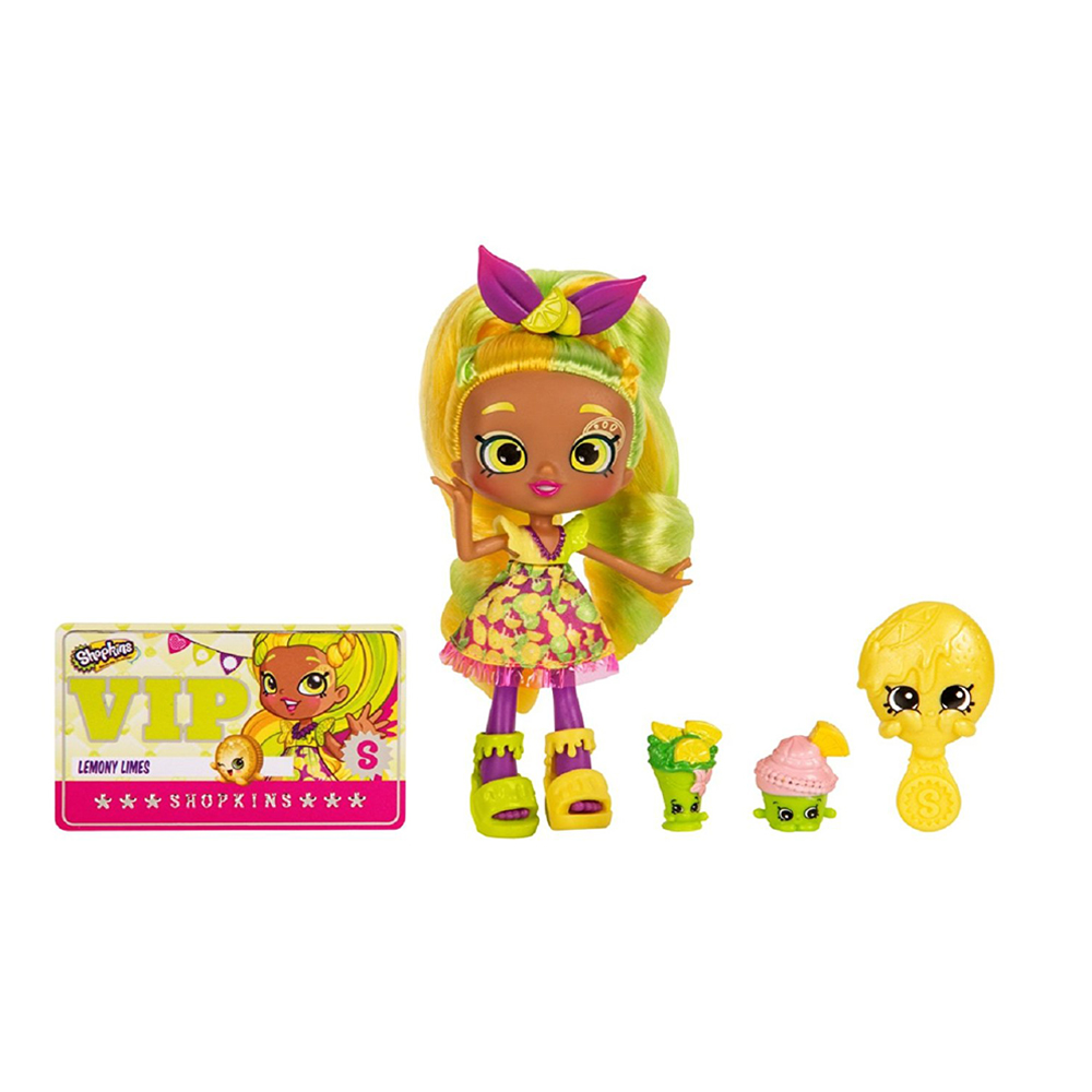Shopkins Shoppies - Lemony Limes