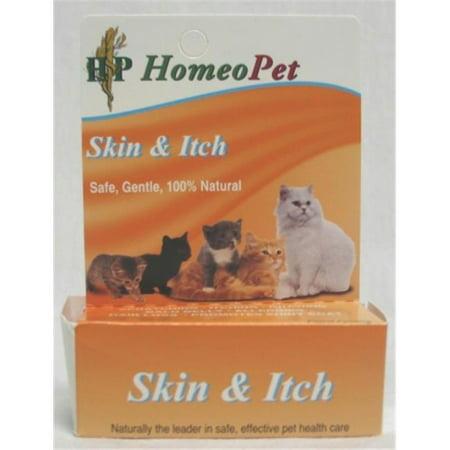 Homeopet  Llc - Skin & Itch Feline 15 Milliliter - 04722 - image 1 de 1
