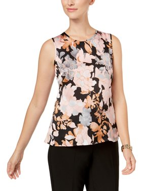 9ab2c290d8 Product Image Kasper Womens Floral Print Office Wear Shell