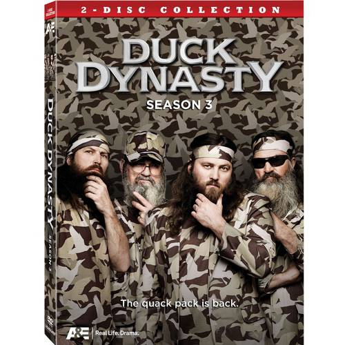 Duck Dynasty: The Complete Third Season