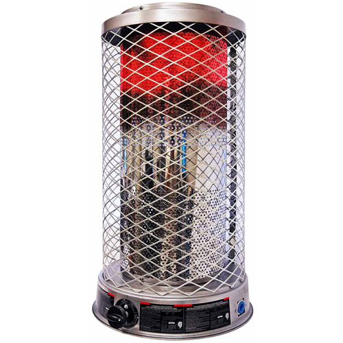 Dyna-Glo Delux 100K BTU Portable Natural Gas Radiant Heater
