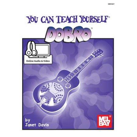 You Can Teach Yourself Dobro (Dobro Case)