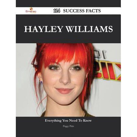 Hayley Williams 114 Success Facts - Everything you need to know about Hayley Williams - eBook](Hayley Williams Singer)