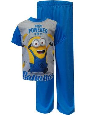 Despicable Me 2 Minions Powered By Bananas Pajamas