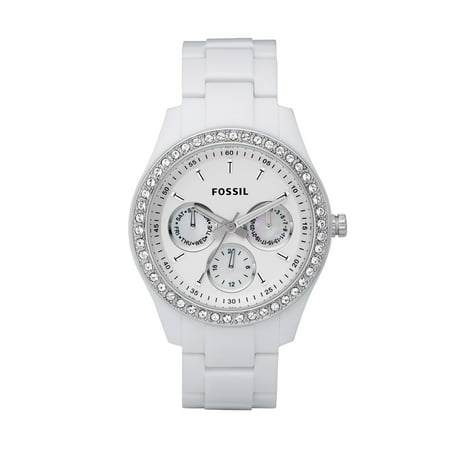 Genuine Fossil Coral - Fossil Women's Stella Resin Watch (Style: ES1967)