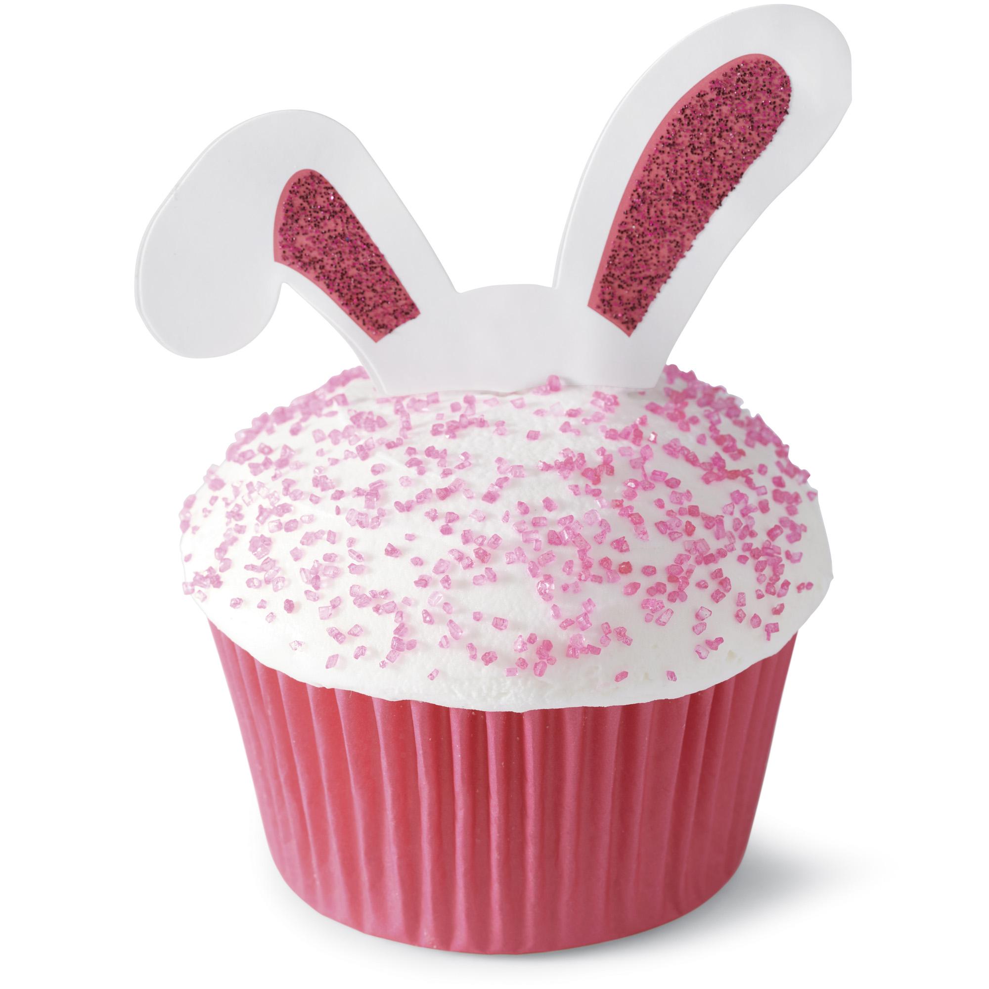 Wilton Easter Bunny Ears Picks 24ct