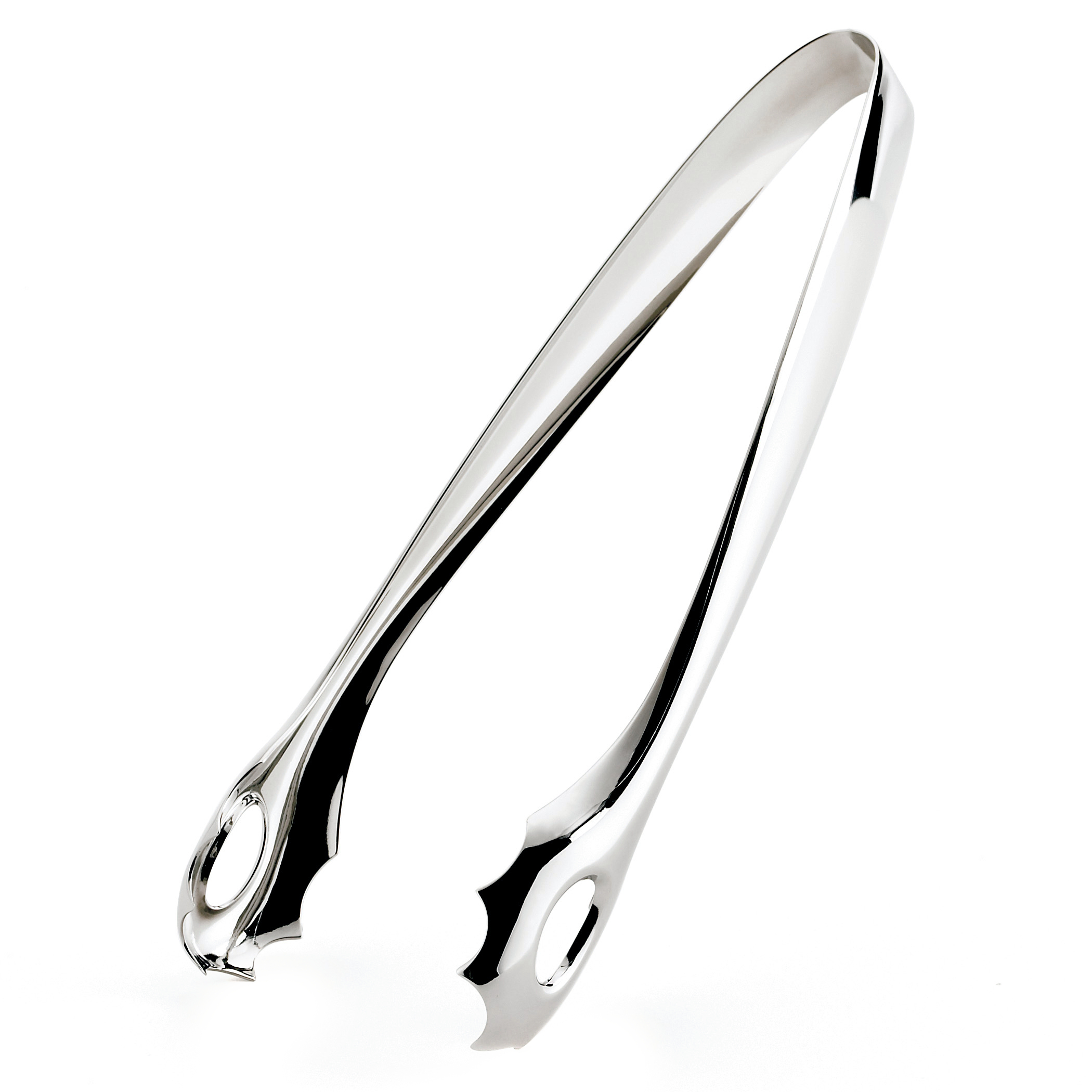 Cuisipro Stainless Steel 7 Inch Ice Tongs by Cuisipro