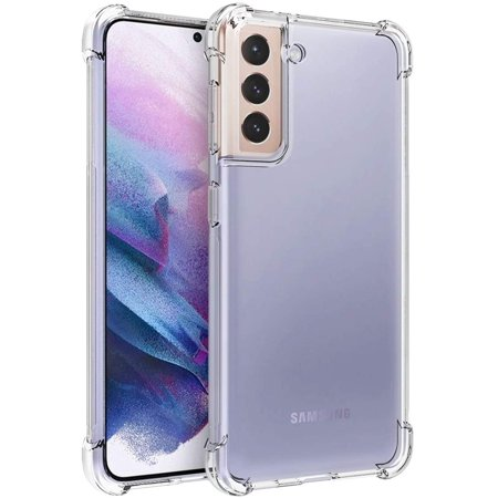 Crystal Clear Case Samsung Galaxy S21 5G (6.2 inch), Ultra-Thin Slim Fit Protective Soft TPU Silicone {Compatible with Samsung Galaxy S21 5G}