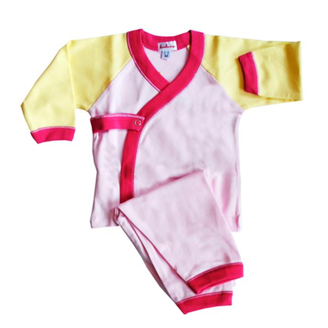 Loralin Design GWY3 Girl Wrap Outfit  3-6 Months - image 1 of 1