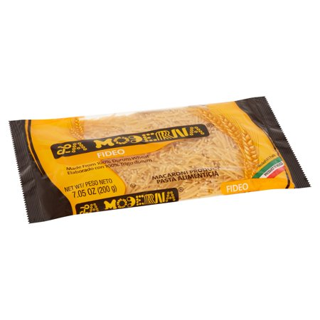 Fideo Pasta - La Moderna Fideo Macaroni, 7.05 oz
