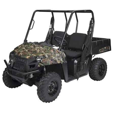 Classic Accessories QuadGear UTV/ Side by Side Bench Seat Cover, (Classic Utv Seat Cover)