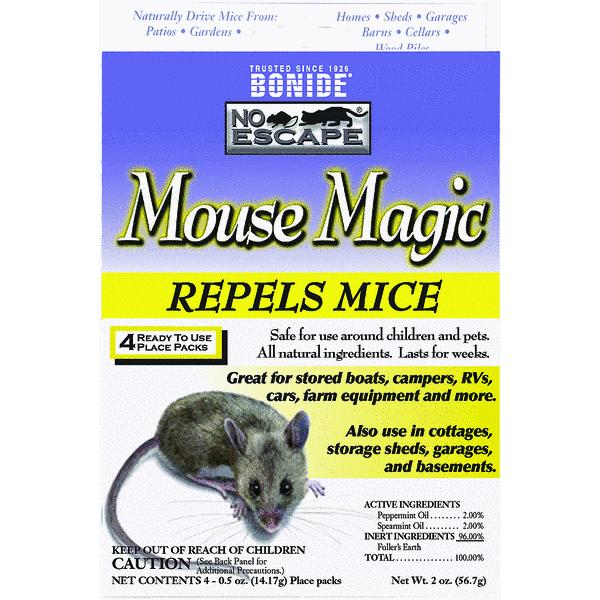 Bonide Mouse Magic Animal Repellent