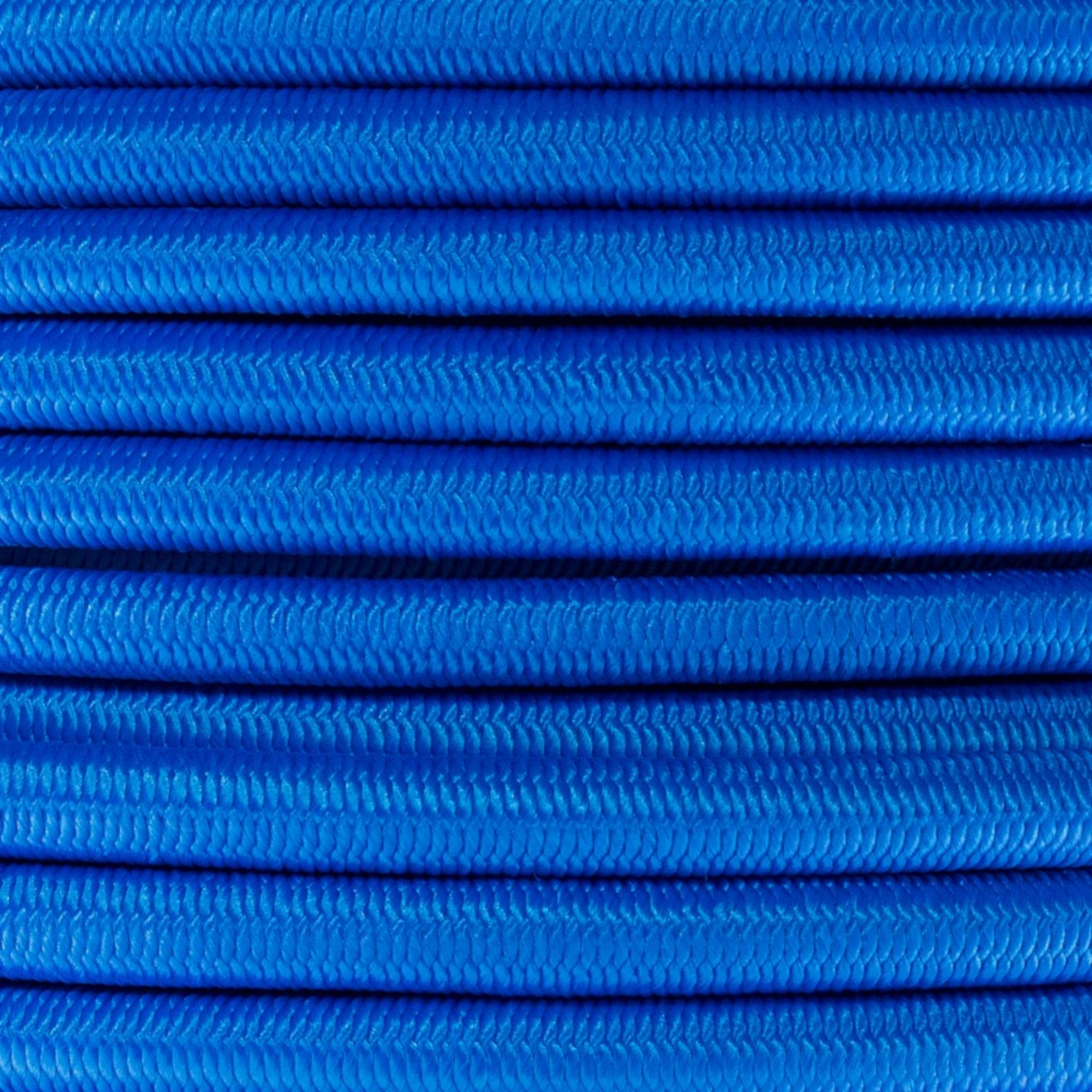 PARACORD PLANET 3/8 Inch Elastic Bungee Nylon Shock Cord Stretch String Crafting - Various Colors - Multiple Lengths - Made In USA
