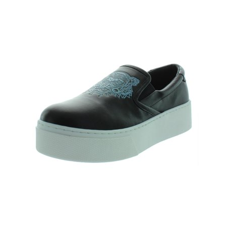 Kenzo Womens Leather Tiger Casual Shoes