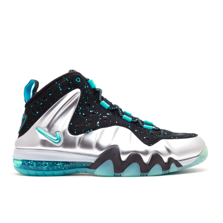 Nike - Men - Barkley Posite Max 'Splatter' - 555097-040 - Size 9 - image 1 de 2