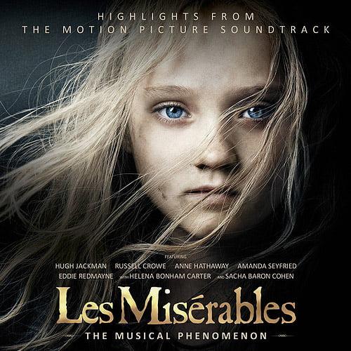 Les Miserables Soundtrack