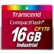 Transcend CF170 16 GB CompactFlash TS16GCF170