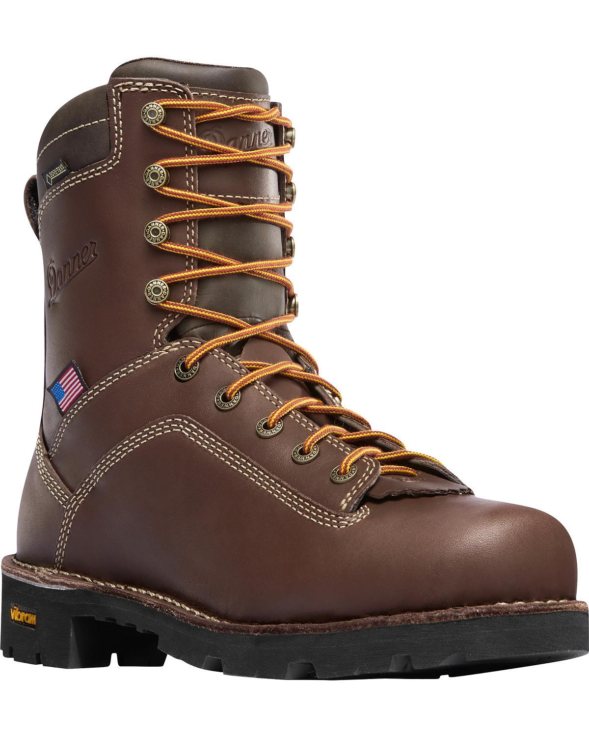 Danner Men Quarry Usa 8' Boot by Lacrosse Footwear Inc.