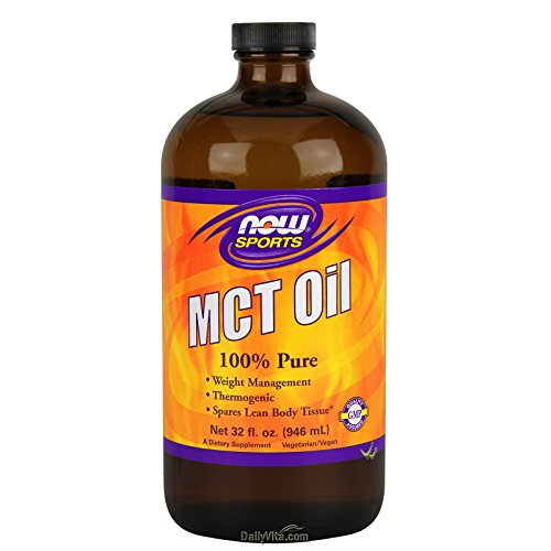 Now Foods Mct Oil 32 Fl Oz (Pack Of 5)