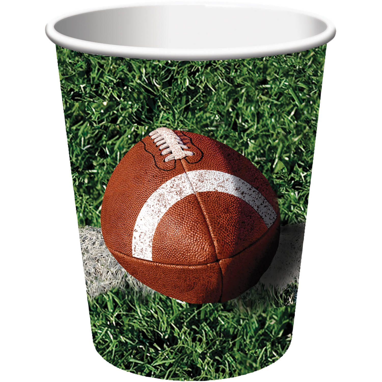 Tailgate Rush Cups, 8-Pack