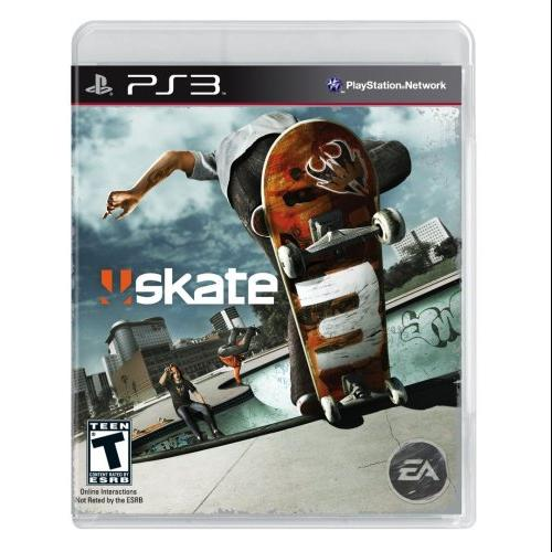Ea Skate 3 Sports Game - Playstation 3 - Electronic Arts 19292