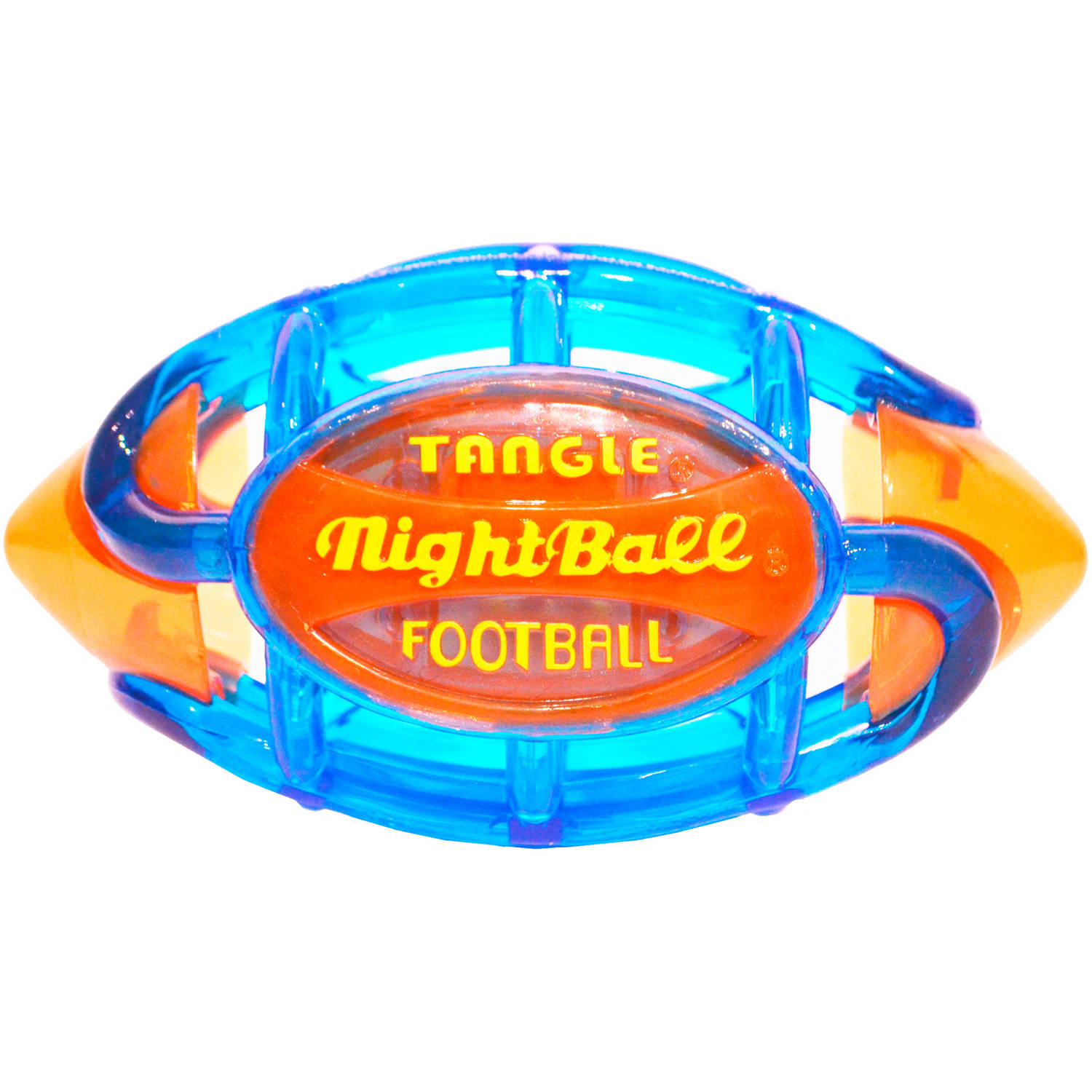 Tangle NightBall Large Football, Blue by Tangle