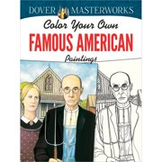Dover Publications-Dover Masterworks: Famous Americans