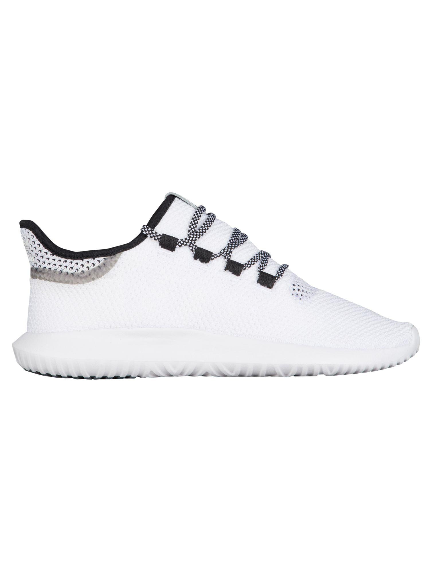 reputable site 1545a ee7fa adidas Originals Tubular Shadow Men's Basketball Shoes White/White/Black