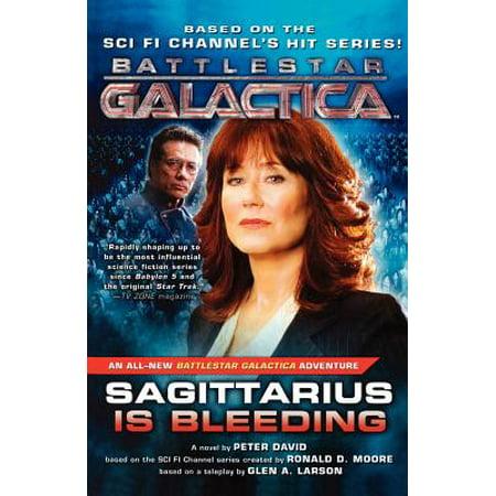 Sagittarius Is Bleeding by
