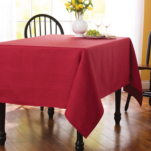 Better Homes and Gardens Woven Tablecloth