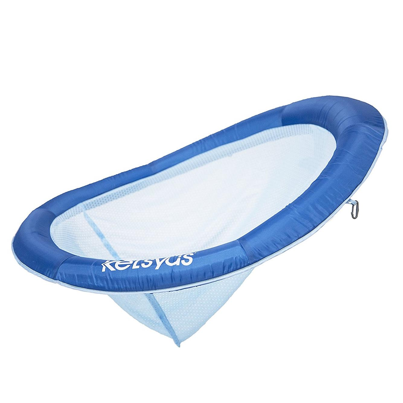 SwimWays Float A Round Swimming Pool Floating Chair For Adults Up To 250  Pounds