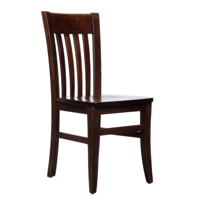 Beechwood Mountain LLC Economy Wooden Dining Chairs (Set of 2) by Beechwood Mountain
