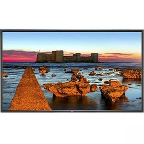 """NEC Display 55"""" LED Backlit Ultra High Definition Display with Integrated Tuner 55"""" LCD 3840 x 2160 Edge LED... by NEC"""
