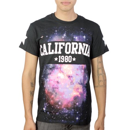 Tony Hawk California 1980 Mens Black T Shirt New Sizes S Xl
