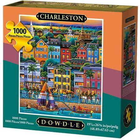 Dowdle Jigsaw Puzzle Charleston 1000 Piece