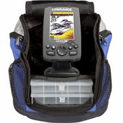 Lowrance 000-12638-001 Hook-3x All-season Sonar Pack With Transducer