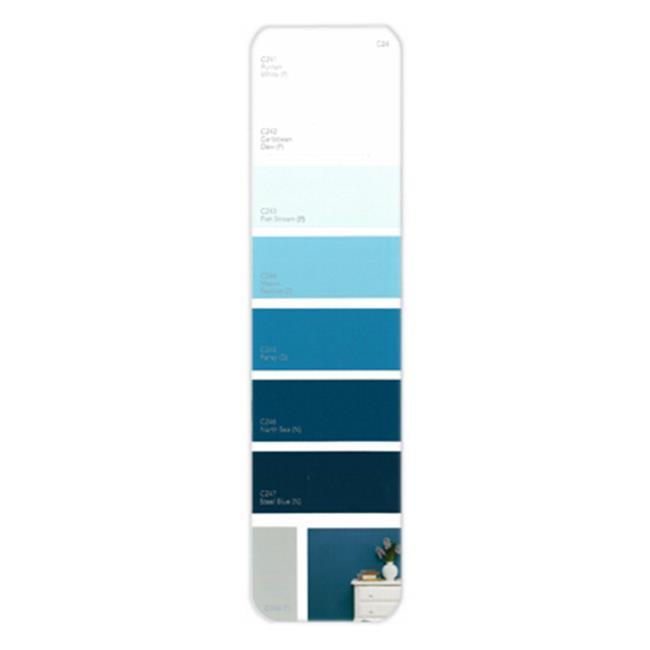 True Value Mfg Company C24 Palette Card
