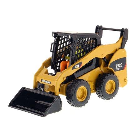 CAT Caterpillar 272C Skid Steer Loader w/Working Tools & Operator