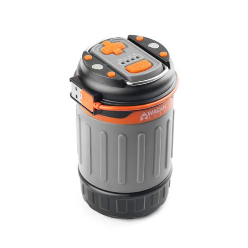 Wagan Brite-Nite Pop-up USB Lantern by Wagan