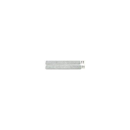 MACs Auto Parts  28-22784 Model A Ford Pickup Sun Visor Frame Corner Brackets ()