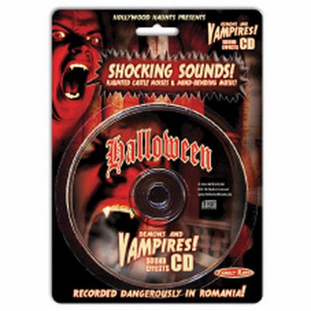 DEMONS AND VAMPIRES HALLOWEEN CD - Afi Halloween Live