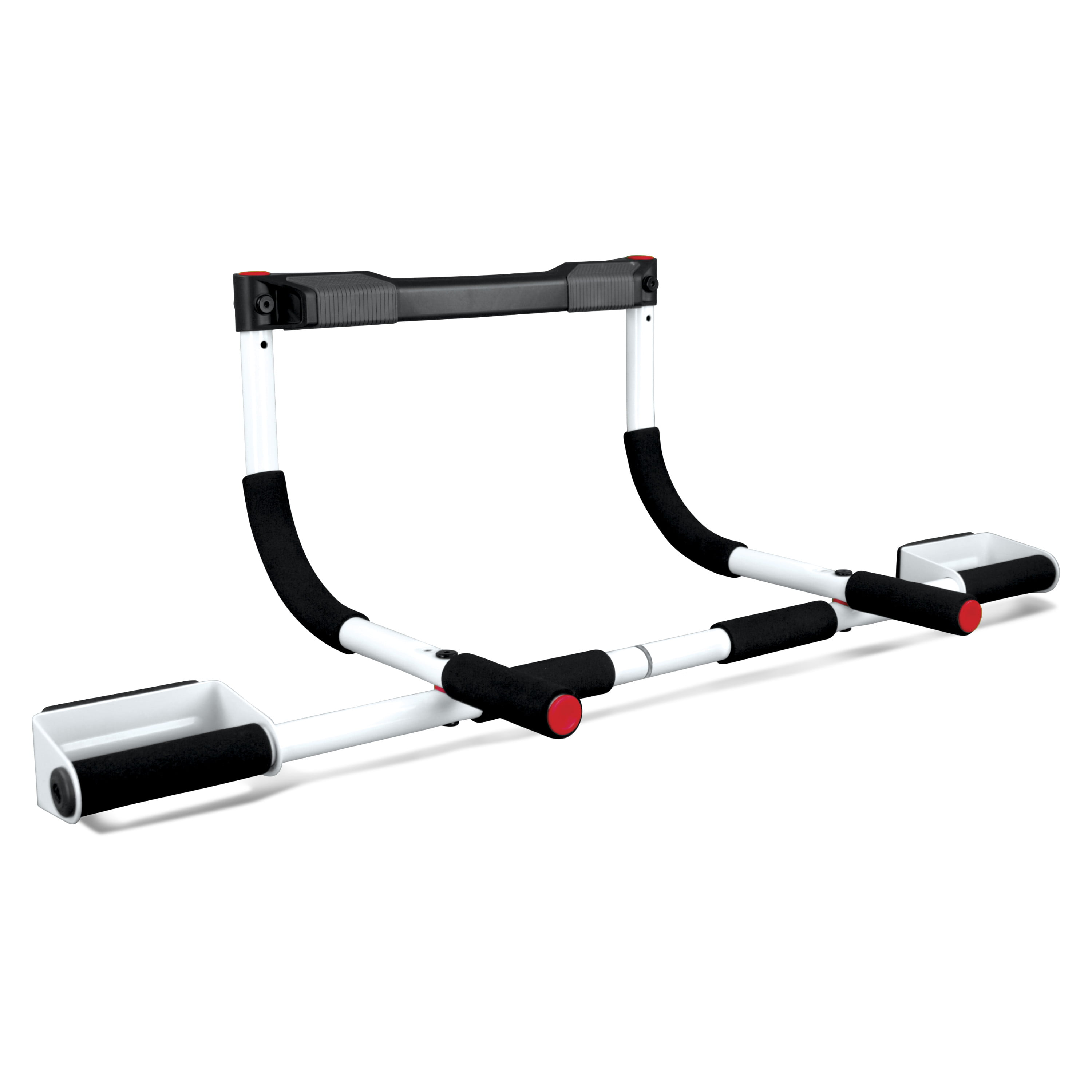 Perfect fitness multi gym doorway pull up bar and portable gym