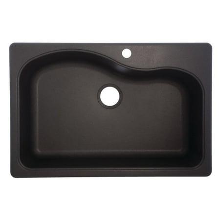 Granite Countertop Sinks (Franke Gravity 33