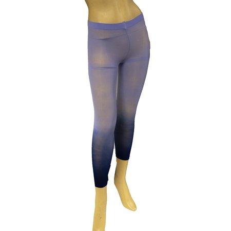 Xhilaration Capri Tights Footless - Lavender (Size