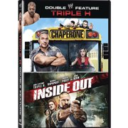 WWE Triple H Double Feature: Inside Out   The Chaperone (Widescreen) by Image Entertainment
