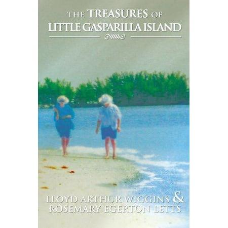 The Treasures of Little Gasparilla Island - image 1 of 1