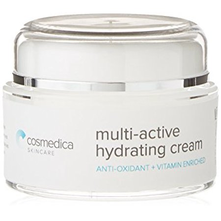 Cosmedica Skincare Multi-Active Hydrating Night Crème, 2.0 Ounce
